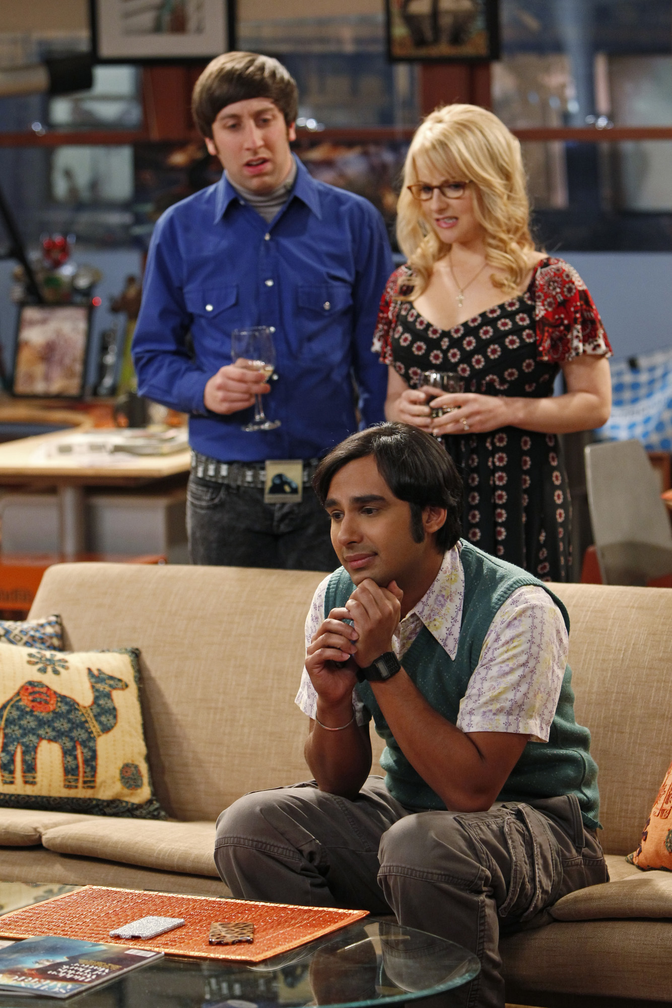 When does penny and leonard start dating