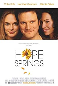 Primary photo for Hope Springs