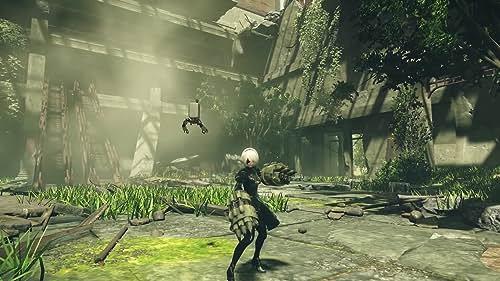NieR: Automata: Battle Trailer