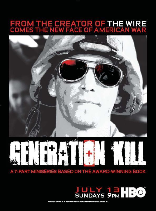 Generation Kill (TV Mini-Series 2008– ) - IMDb