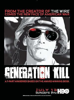 Where to stream Generation Kill