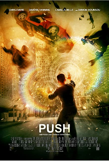 Film: Darbe - Push