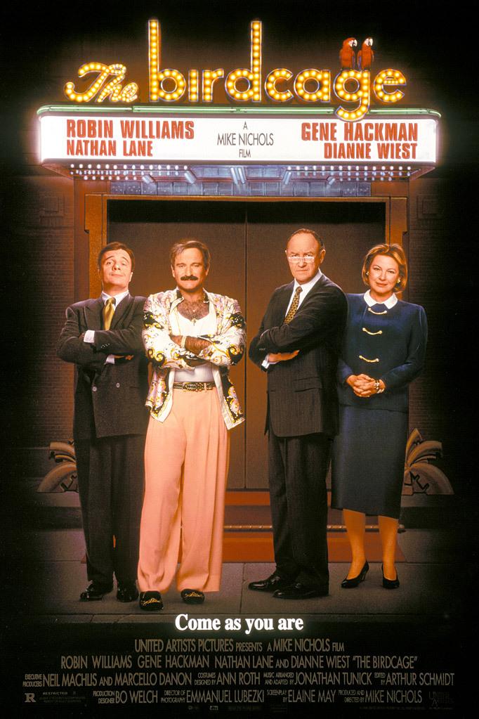 914dfa3c3f7 The Birdcage (1996) - IMDb