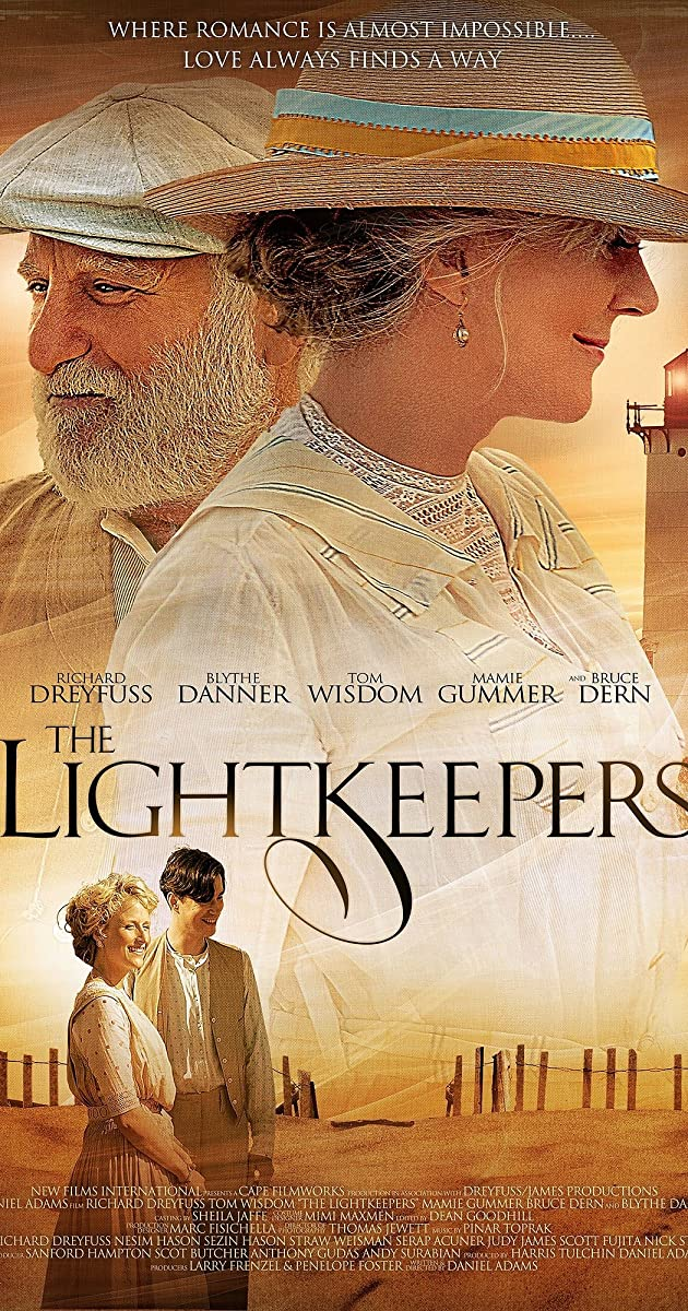 Subtitle of The Lightkeepers