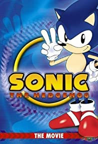 Primary photo for Sonic the Hedgehog: The Movie