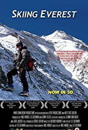 Skiing Everest Poster