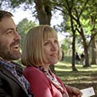 George Clooney and Frances McDormand in Burn After Reading (2008)