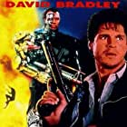 David Bradley, Todd Jensen, and John Rhys-Davies in Cyborg Cop (1993)