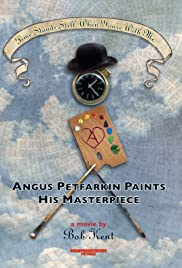 Angus Petfarkin Paints His Masterpiece Poster