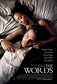 The Words (2012) Poster - Movie Forum, Cast, Reviews