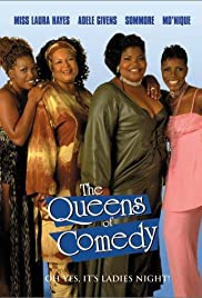 The Queens of Comedy Poster