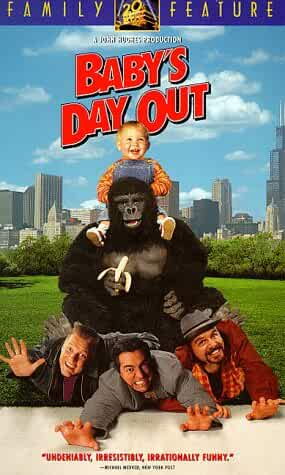Baby's Day Out (1994) in Hindi