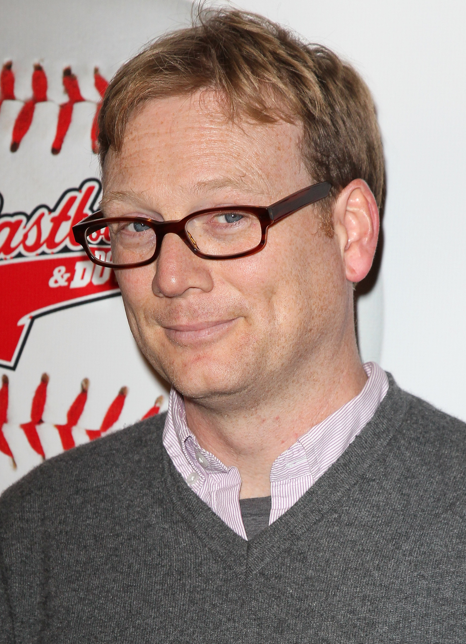 Andrew Daly at an event for Eastbound & Down (2009)