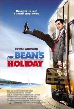 Mr. Bean's Holiday Poster Image