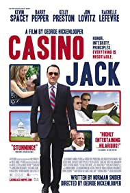 Kevin Spacey in Casino Jack (2010)