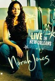 Norah Jones: Live in New Orleans Poster