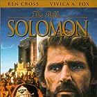 Vivica A. Fox and Ben Cross in Solomon (1997)