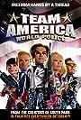 Matt Stone, Trey Parker, and Kristen Miller in Team America: World Police (2004)