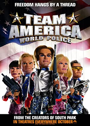 Permalink to Movie Team America: World Police (2004)