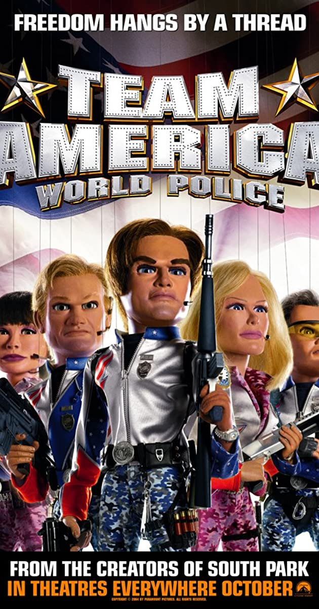 Watch Full HD Movie Team America: World Police (2004)