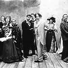 Susan Sarandon, Beverly D'Angelo, Christopher Walken, Rufus Sewell, Bill Irwin, Donal McCann, and David Thornton in Illuminata (1998)