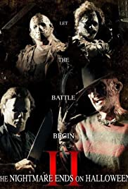 The Nightmare Ends on Halloween II (2011) Poster - Movie Forum, Cast, Reviews
