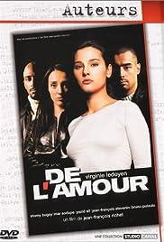 De l'amour Poster