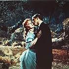 Burt Lancaster and Rhonda Fleming in Gunfight at the O.K. Corral (1957)