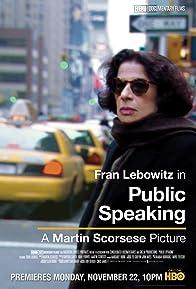 Primary photo for Public Speaking