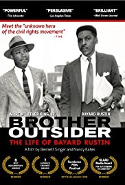 Brother Outsider: The Life of Bayard Rustin Poster