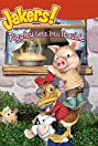 Jakers! The Adventures of Piggley Winks (2003) Poster