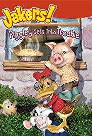Jakers! The Adventures of Piggley Winks Poster - TV Show Forum, Cast, Reviews