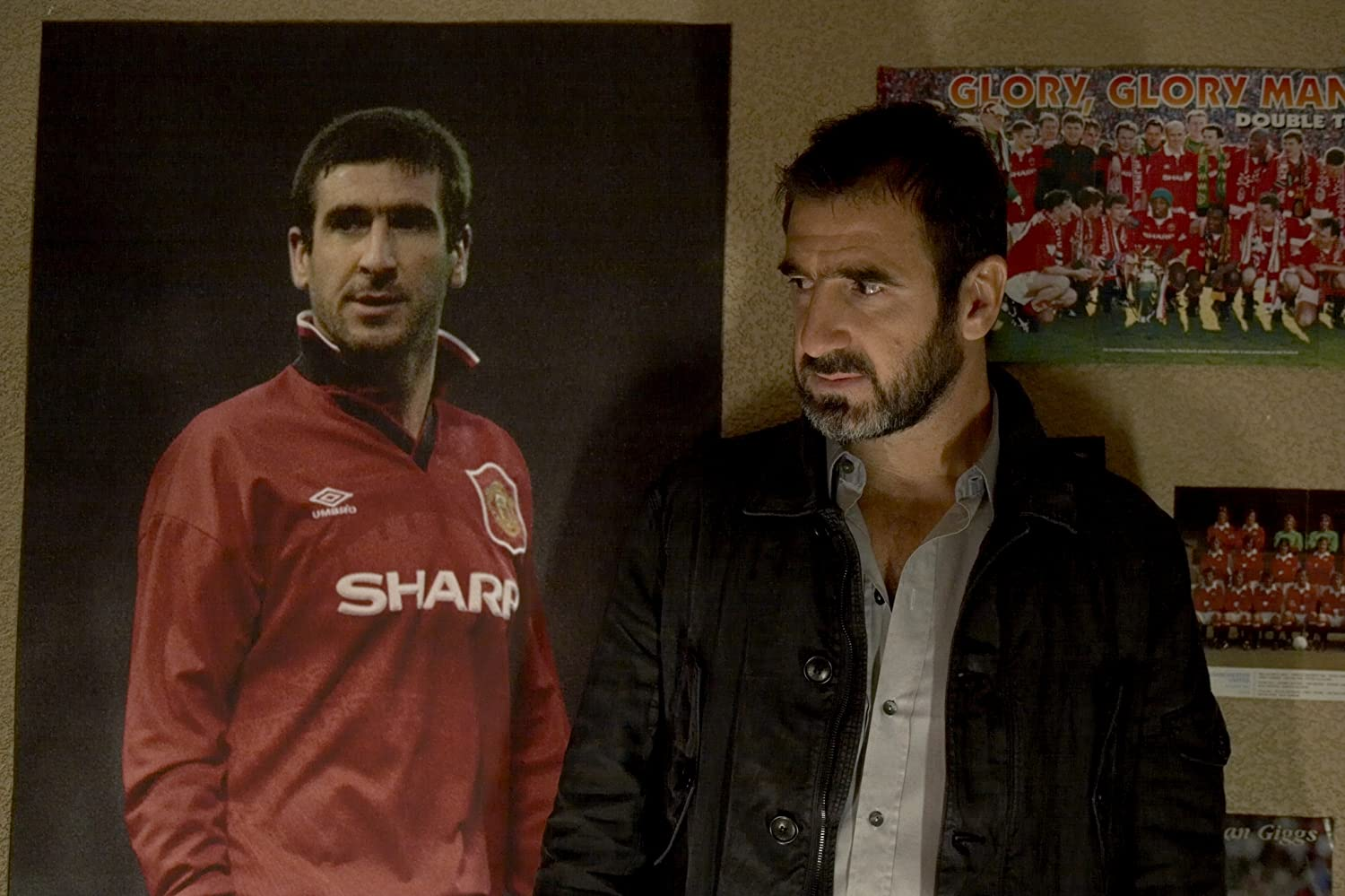 Eric Cantona in Looking for Eric (2009)