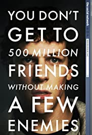 Need Help Social Media Drama Ins Ram  >> The Social Network 2010 Imdb