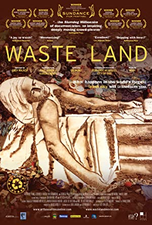 Where to stream Waste Land