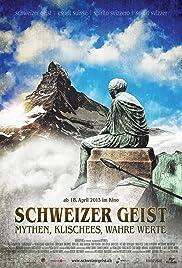 Schweizer Geist Poster