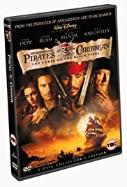 An Epic at Sea: The Making of 'Pirates of the Caribbean: The Curse of the Black Pearl' Poster