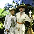 Deborah Kerr and Cyril Delevanti in The Night of the Iguana (1964)