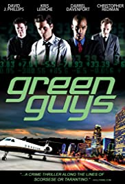 Green Guys Poster