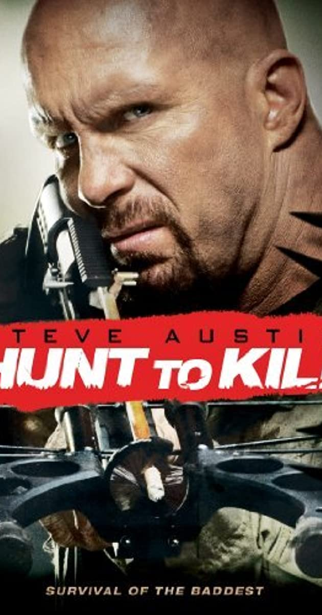 Subtitle of Hunt to Kill