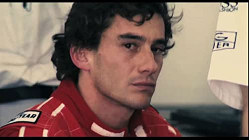 A documentary on Brazilian Formula One racing driver Ayrton Senna, who won the F1 world championship three times before his death at age 34.