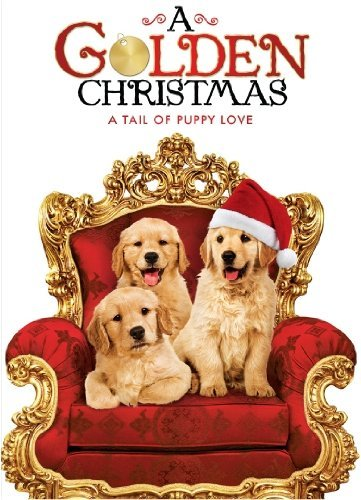 A Golden Christmas DVD Cover