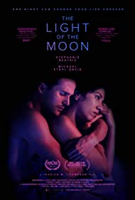 Michael Stahl-David and Stephanie Beatriz in The Light of the Moon (2017)