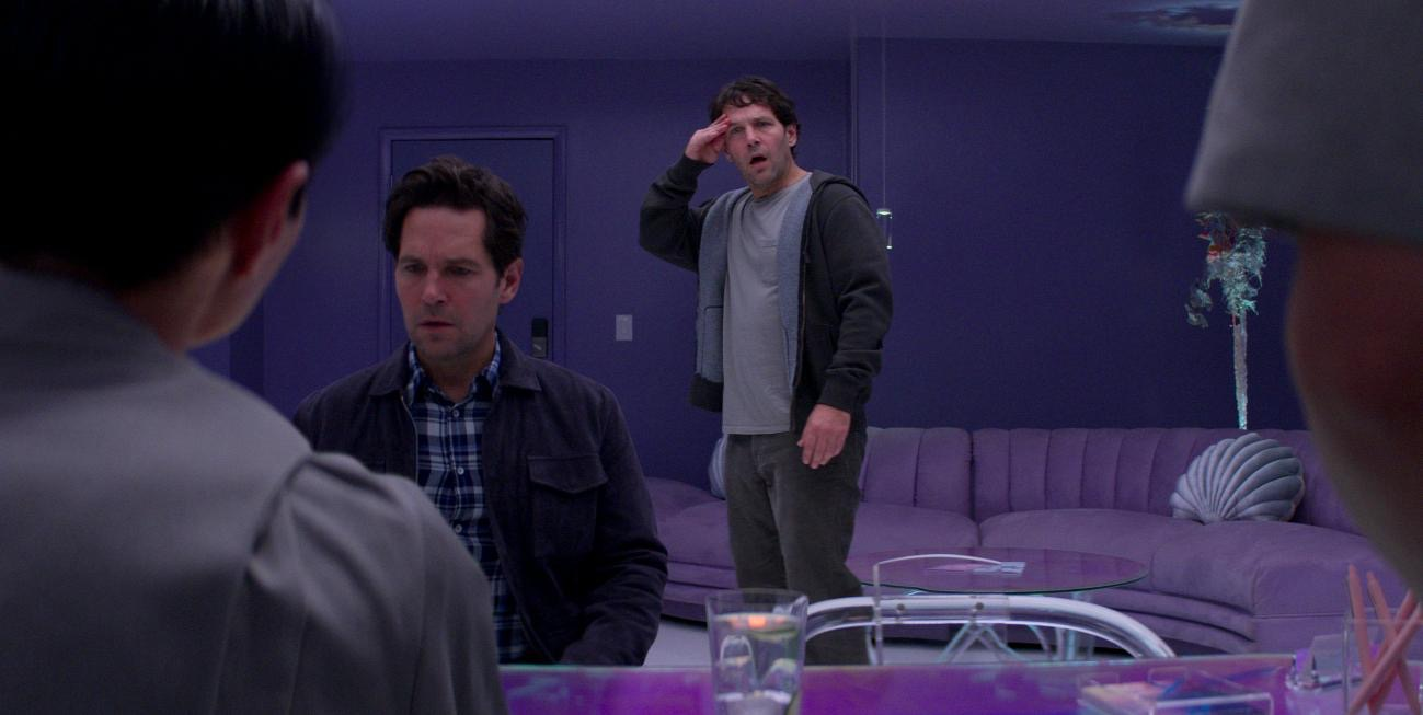 Paul Rudd in Living with Yourself (2019)