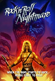 Rock 'n' Roll Nightmare (1987) Poster - Movie Forum, Cast, Reviews