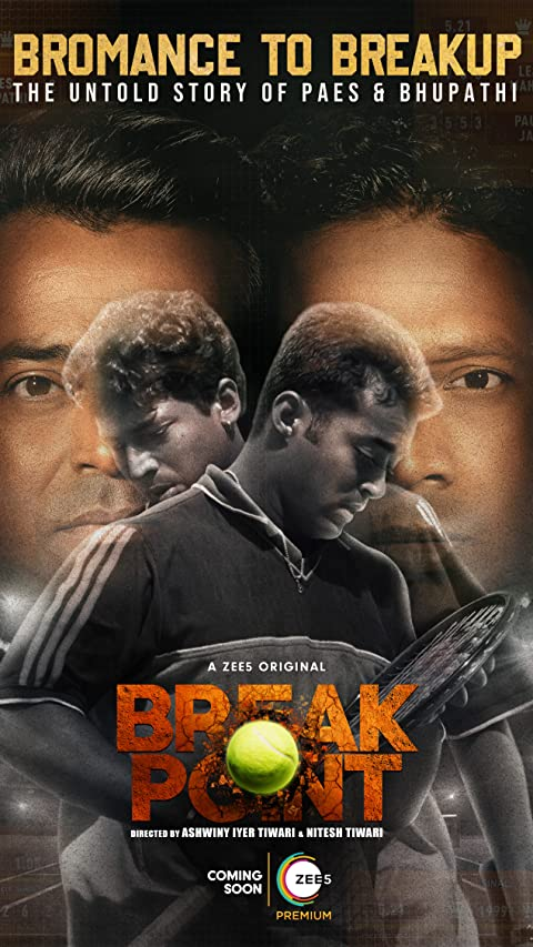 Break Point (2021) Season 1 Hindi Dubbed Zee5 HDRip 600MB Download