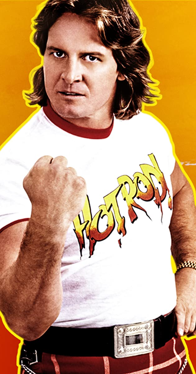 """Biography: WWE Legends"" Biography: ""Rowdy"" Roddy Piper (2021)"