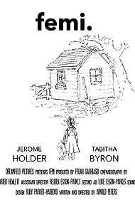 Jerome Holder and Tabitha Byron in Femi (2018)