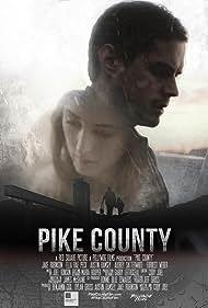 Jake Robinson and Ella Rae Peck in Pike County (2018)