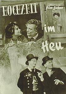 HD movies hd free download Hochzeit im Heu by [Bluray]